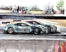 24hrs. of Le Mans, Aston Martin, Item #UE5958LM05