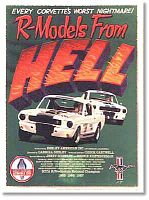 Shelby G.T.350R from Hell - Poster - Item #R-Hell