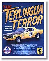 Trans-Am terlingue Shelby G.T.350 - Poster - Item #SCCA67