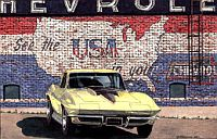 See The USA, 1967 Corvette Coupe, Item #DF25035