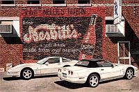 Nellies Old Screen Door, 1996 Collector Corvette, Item #DF25018