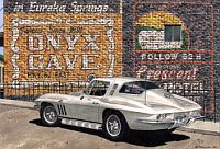 The Silver Bullet, 1965 Corvette Coupe, Item #DF25032