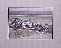 Rolex24 at Daytona, First race for C5-R Corvette, Item #EG26010