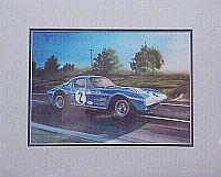 12hrs. of Sebring, Corvette Grand Sport, Item #EG26014