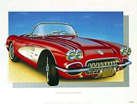 1960 Corvette Convertible, Item #HP27904