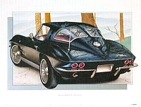 1963 Corvette Coupe, Item #HP27905