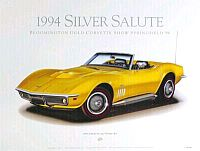 1969 Corvette Convertible, Item #HP27910
