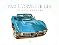 1970 Corvette Convertible, Item #HP27911