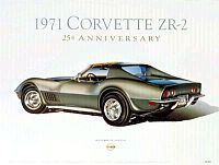1971 Corvette Coupe, Item #HP27912
