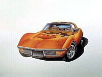 1972 Corvette Coupe, Item #HP27913