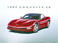 1997 C5 Corvette, Item #HP27916