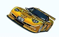 The Last Corvette Dale Raced, Item #HP2797