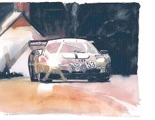 C5-R at Le Mans, Corvette C5-R #53, Item #UE53LM03