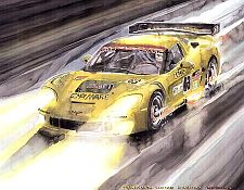 C5-R at Le Mans, Corvette C5-R #63, Item #UE63LM04