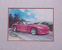 Dodge Viper RT/10, Item #EG26050