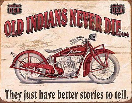 Indian - Better Stories • TIN SIGN • #IN1637TS