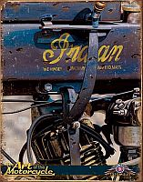 Indian 1914 - Jacobs • TIN SIGN • #IN2010TS