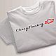 Chevy BOWTIE Racing T-shirt • #T2702