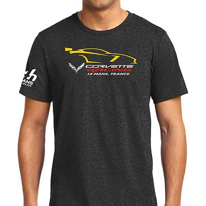 2016 Corvette Racing 24 Hours of Le Mans Event T-shirt • #C7RT412