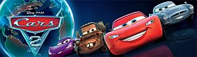 Disney Pixar CARS 2 movie characters