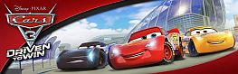 Disney Pixar CARS 3 movie characters