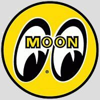 MOON Eyes License Plates and License Frames